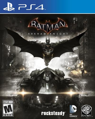 COSTO USD 25 (DOLARES)BATMAN ARKHAM KNIGHT PS - Imagen 1