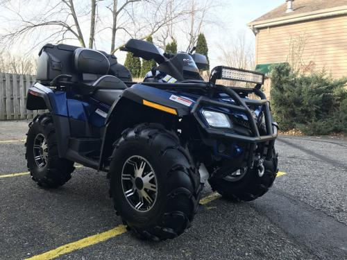 2011 CAN AM OUTLANDER LIMITED MAX 800R EFI - Imagen 1