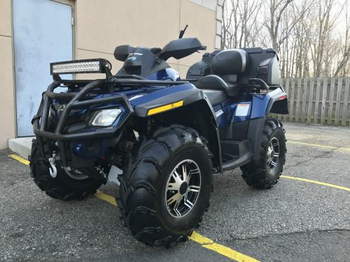 2011 CAN AM OUTLANDER LIMITED MAX 800R EFI - Imagen 3