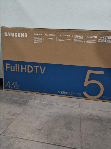 Vendo Smart TV Samsung HD43