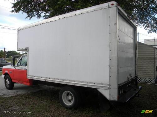 1990 Ford F350 XLT Regular Cab 4x4 Chassis Mo - Imagen 1